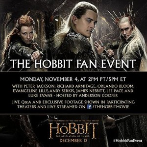 The Hobbit - Fanevent